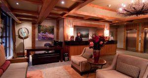 Sundial Hotel Reception