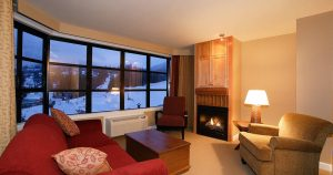 Sundial Hotel Room