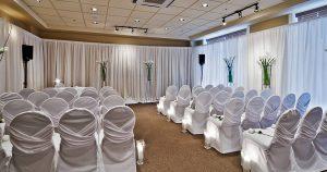 Sundial Hotel Wedding Room