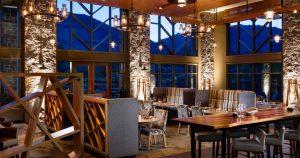 Westin Whistler Grill and Vine Restaurant