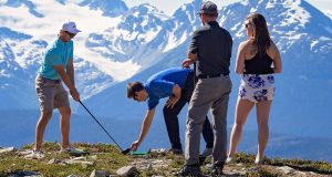 Whistler Luxury Experience Heli Golf