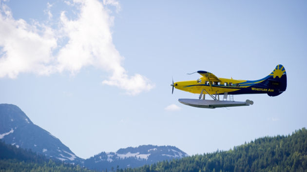 Whistler Float Plane Tours