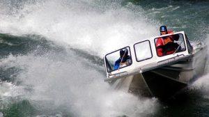 Summer Activities Jet Boating