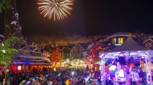 New Year's Eve in Whistler