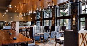 The Westin Whistler Grill and Vine