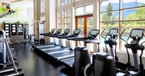 The Westin Whistler Fitness Centre