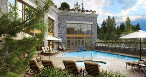 The Westin Whistler Pool