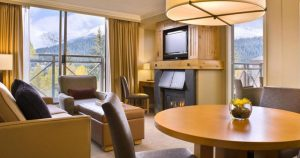 The Westin Whistler Room