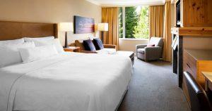 The Westin Whistler Hotel Room