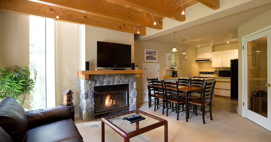Two BedroomWhistler Accommodation