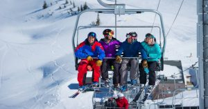 Whistler Blackcomb RFID Lift Tickets