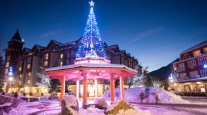 Christmas in Whistler Village