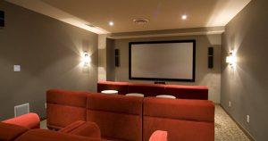 Whistler Evolution Movie Room