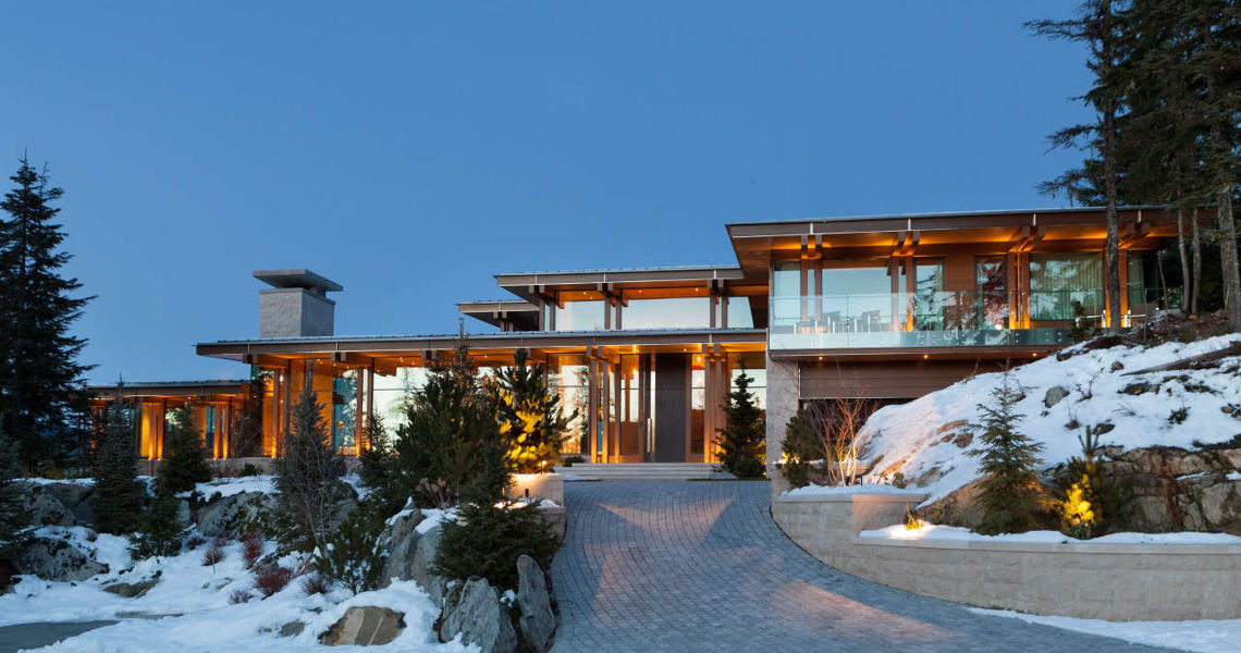Whistler Luxury Accommodations