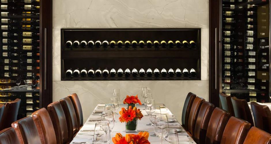 Whistler Luxury Experience Araxi Cellar