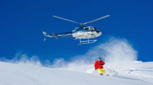Whistler Luxury Heli Skiing