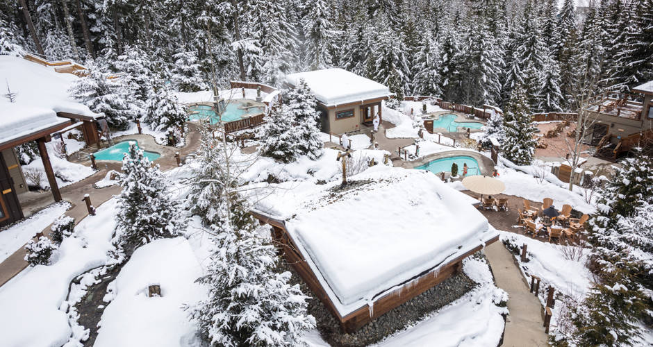 Whistler Luxury Spa Experience