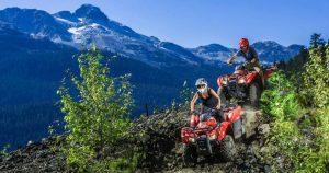 Whistler Canadian Wilderness ATV