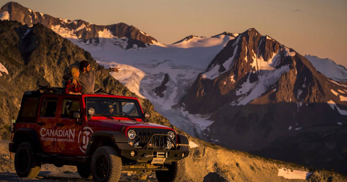Whistler Jeep 4x4 Tours