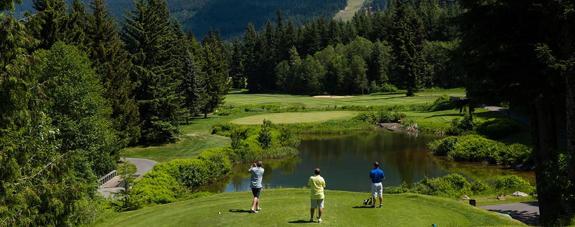 Whistler Golf Courses