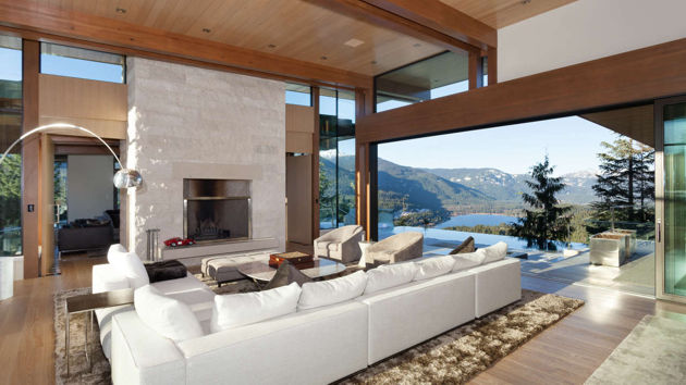 Top 5 Luxury Homes