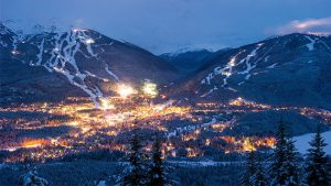 Whistler Platinum Mountain Stats