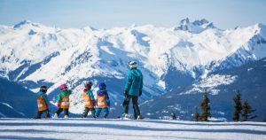Whistler Snow School Lessons
