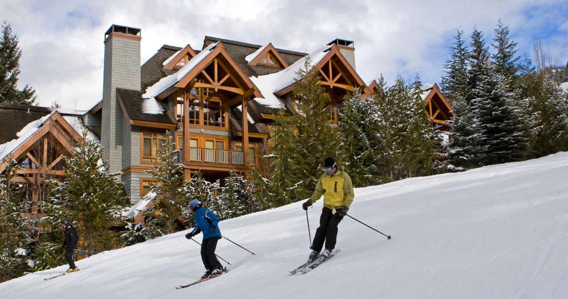 Top 5 Ski In Ski Out