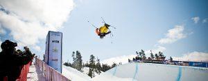 Whistler Ski and Snowboard Festival Half Pipe