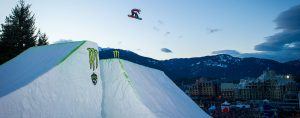 Whistler Ski and Snowboard Festival Big Air