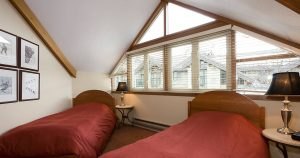 Whistler Village North Fitzsimmons Bedroom