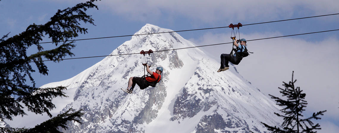 Zipline Tours Whistler