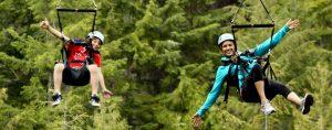 Whistler Summer Ziplining