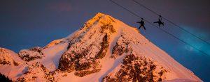 Whistler Winter Ziplining