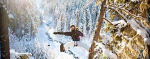 Whistler Winter Ziplining 2