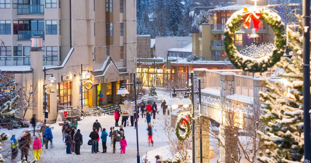 Whistler Christmas Activities