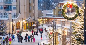 Whistler Christmas Events and Activities 2019