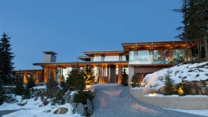 Whistler Platinum Luxury Accommodations