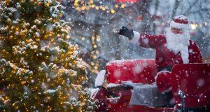 Whistler BC Santa Appearances