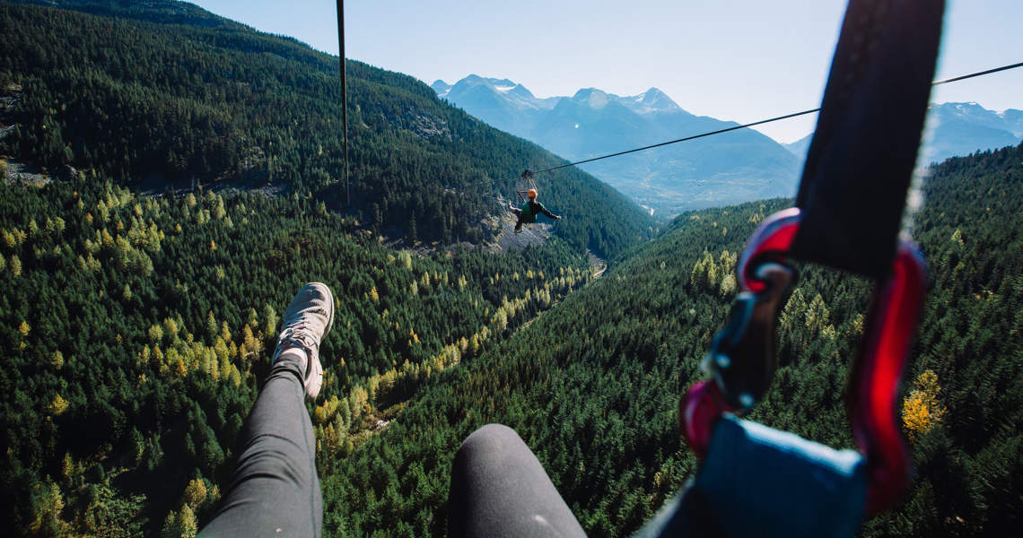 Whistler Summer Activities