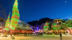 Whistler Village Accommodations Winter