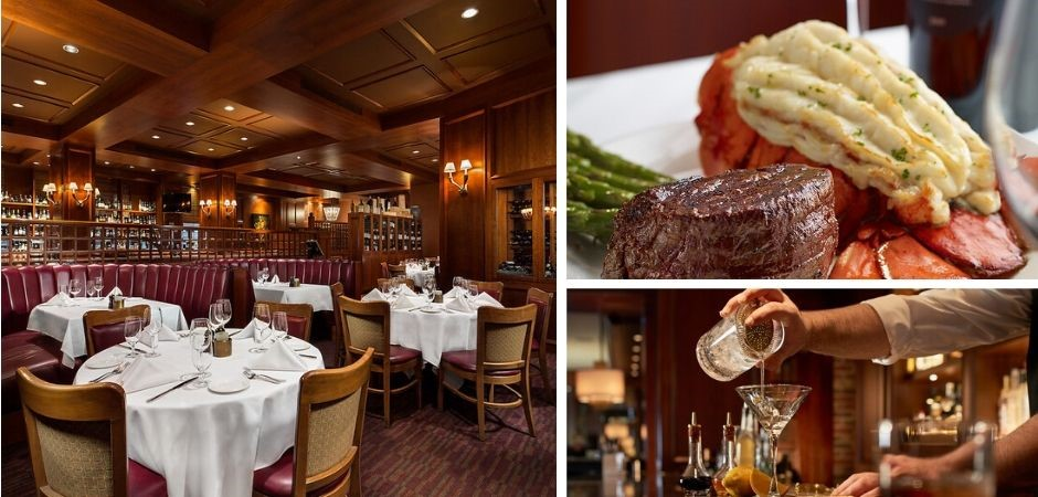 Hys Steak House Whistler Fine Dining