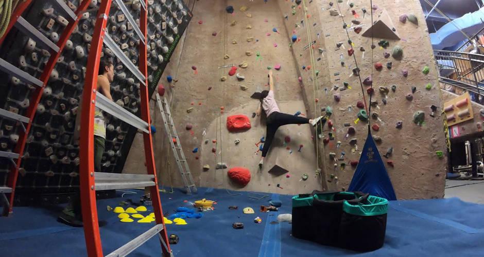 The Core Climbing Whistler