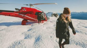 Whistler Helicopter Sightseeing Tour