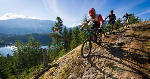 Whistler Mountain Bike Friendly Accommodations