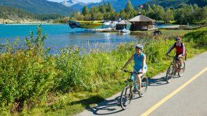 Whistler Recreational Biking