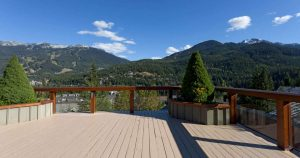 Whistler Summer Friendly Accommodations