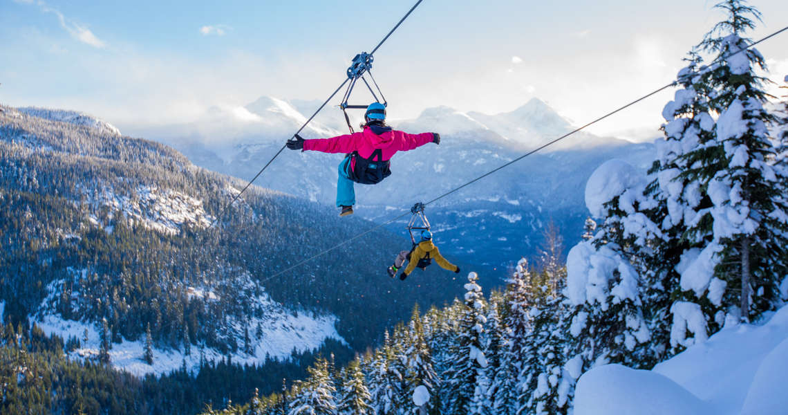 Guide to Winter Activities off the Slopes in Whistler, BC