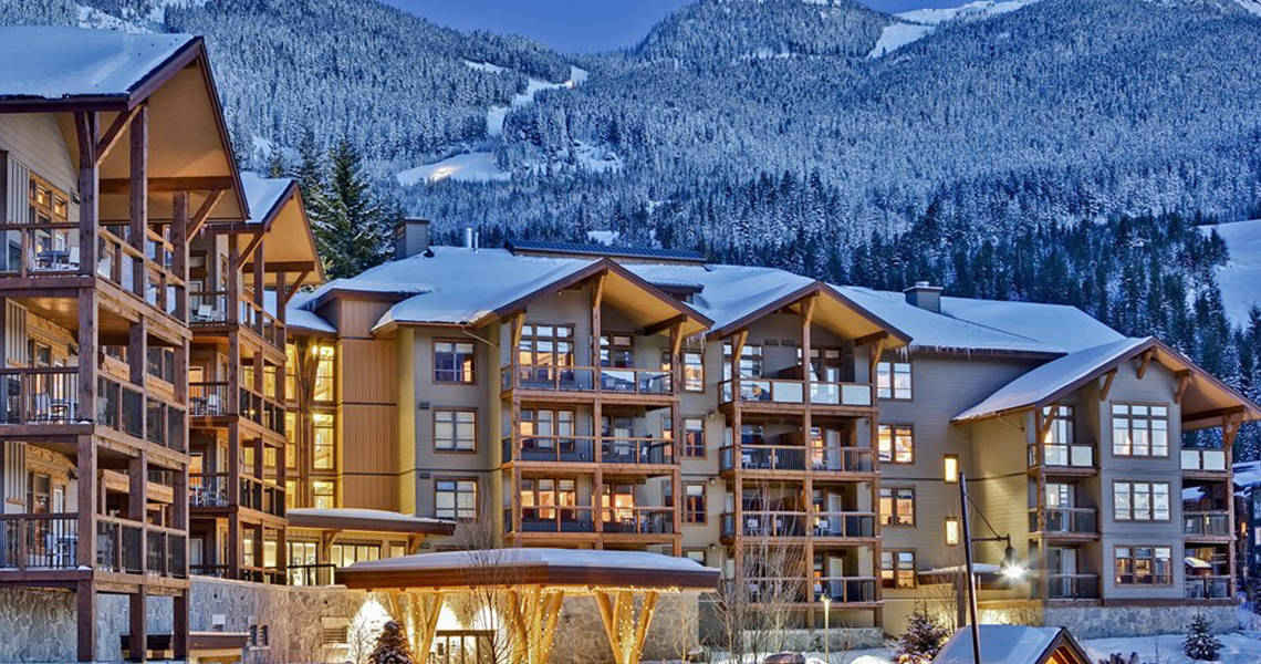 Evolution Hotel Whistler