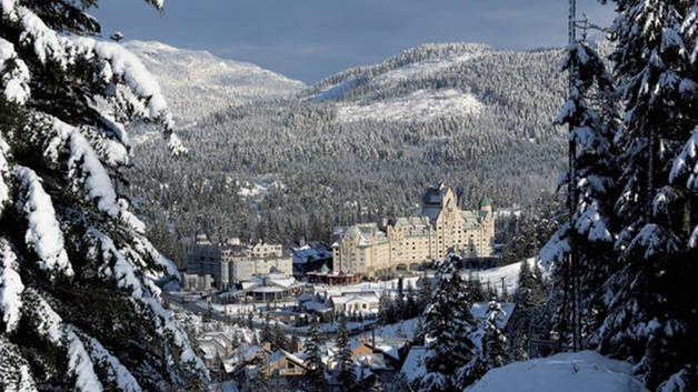 Fairmont Chateau